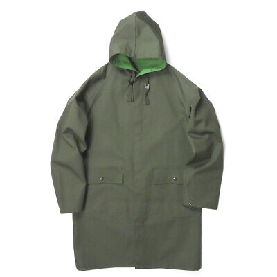 $ CDN91.48 • Buy J.W.Anderson X UNIQLO Reversible Hooded Coat 312-417754 L Green Stainless Color