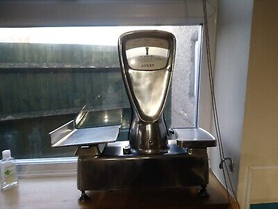 Vintage Avery Sweet Shop Scales, Good Condition • 60£
