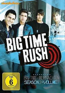 £39.08 • Buy Big Time Rush - Season 2, Volume 1 [2 DVDs] By Jo... | DVD | Condition Very Good