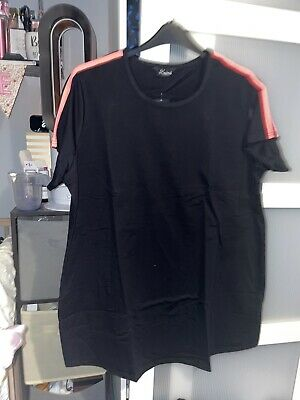 AU1.79 • Buy Ladies Tunic Top Yours Clothing Plus Size 34 36 New