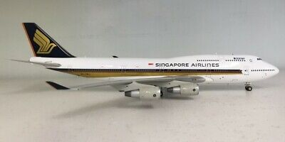 AU301.94 • Buy Inflight200 Boeing 747-400 Singapore Airlines Megatop 9v-smj