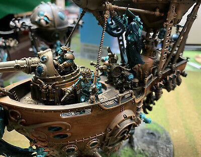 AU3500 • Buy Warhammer Age Of Sigmar Kharadron Overlords Painted Army