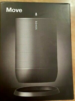 AU459.15 • Buy Sonos Move - Black (NEW)