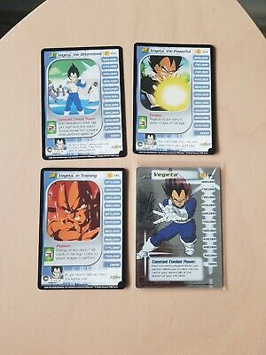 AU36 • Buy DBZ CCG Score Trunks Saga Vegeta MP + Hi-Tech