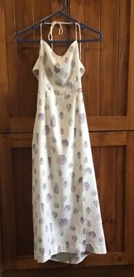 AU20 • Buy Finders Keepers White Dress Size S (UK 8, USA 4)