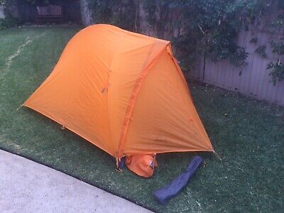 AU150 • Buy VAUDE Hogan Ultralight 2 Man Test Super Lightweight German Brand $500 Tent New