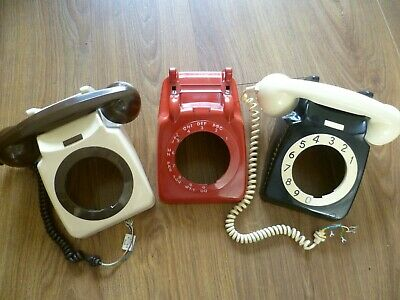Vintage B.T Telephone Spare Parts • 12£