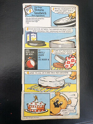 Vintage Be-ro Home Recipes (not Complete (1982) • 5£