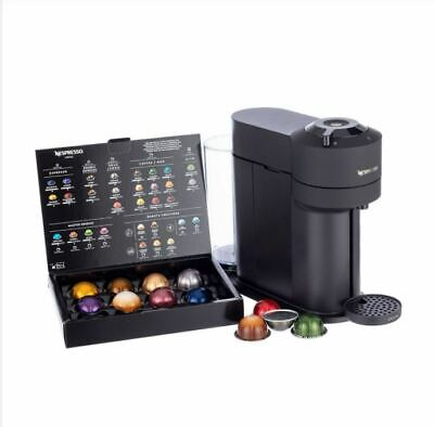View Details Nespresso XN910N40 5 Cup Coffee Maker - Black X 12 Free Coffee Capsules • 148.99£