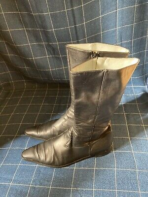 Audley Leather Boots 39 • 20£