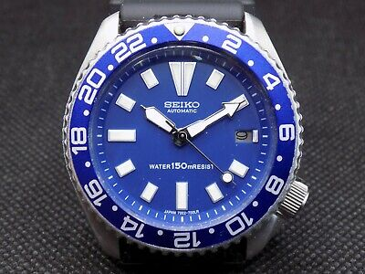 $ CDN21.54 • Buy Seiko Mod. 'SDS001 Automatic Scuba Diver 7002-7000 Gents Watch WR150M C.1995