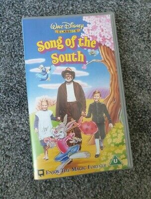 £60 • Buy Song Of The South Walt VHS Disney Rare Classic Video Cassette Tested & Working