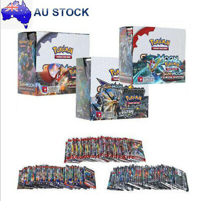 AU25.88 • Buy 324pcs Pokemon TCG Booster Box English Edition Break Point 36 Packs Cards Newest