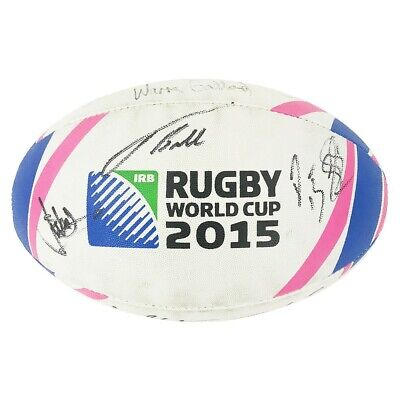 £599.99 • Buy Signed Wales Rugby Ball - World Cup 2015 +COA
