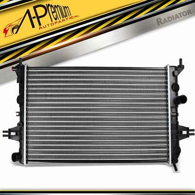 £36.99 • Buy A-Premium Engine Cooling Radiator For Opel Vauxhall Astra MK4 T98 Zafira MK1 T98