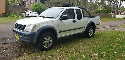 AU6500 • Buy Holden Rodeo RA Space Cab