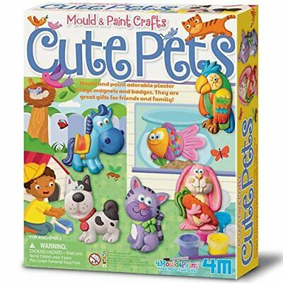 £12.86 • Buy Mould And Paint Cute Pets