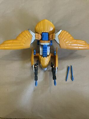 $0.99 • Buy 200x MOTU Masters Of The Universe Battle Hawk 2001 Mattel Loose 100% Complete