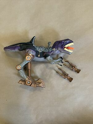 $0.99 • Buy 200x MOTU Masters Of The Universe Samurai Battle Raptor 2002 Loose 100% Comple