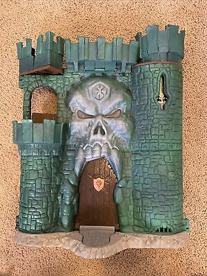 $0.99 • Buy 200x MOTU Masters Of The Universe Castle Grayskull 2.0 100% Complete 2002 READ!