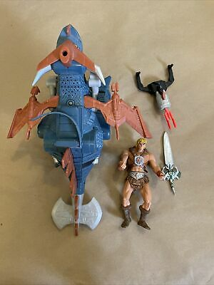 $0.99 • Buy 200x MOTU Masters Of The Universe Dragon Walker & He-Man 2003 Loose 100% Complet
