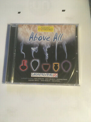 £9.99 • Buy 5019282251425above All Grapevine 2003 New Cd