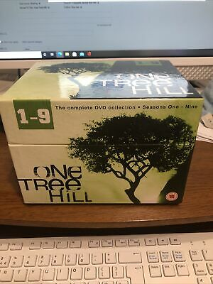 £49.95 • Buy One Tree Hill - Series 1-9 - Complete DVD, 2012, 50-Disc Set, Box Set Very Good