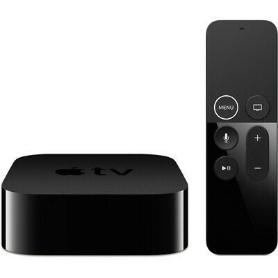 AU175.04 • Buy Apple TV (32GB, 4th Generation, With Updated Siri Remote)