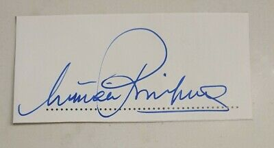 AU52 • Buy Viv Richards Signed In Person Neat Bookplate Cut West Indies Cricket Vivian