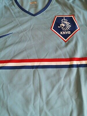 Netherlands Holland Dutch Vintage Football Jersey Shirt  • 15£