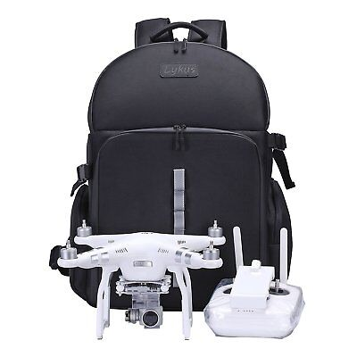 AU429.10 • Buy Lykus Backpack For Drone Duty To The Water Dji Phantom 3, Phantom 4/4 Pro New