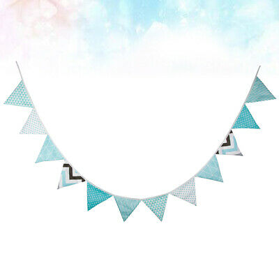 $ CDN11.21 • Buy 1pc Simple Pennant Flag Outdoor Tent Banner Party Hanging Flag For Hotel Cafe