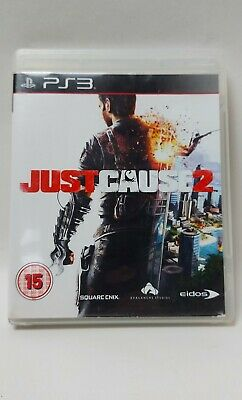 £2.70 • Buy Just Cause 2 PLAYSTATION 3 GAME