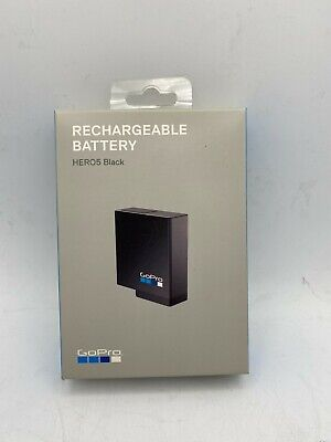 $ CDN30.23 • Buy Genuine GoPro Hero 5 Black Edition Rechargeable Lithium Ion Battery