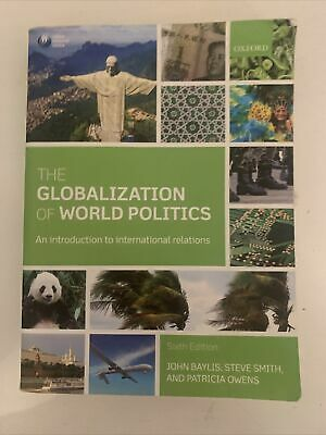 The Globalisation Of World Politics: An Introduction To International Relations  • 2£