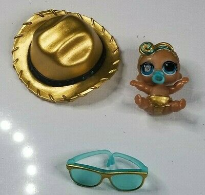 $ CDN24.98 • Buy Orig LOL Surprise Doll LIL LUXE Ultra Rare 24K GOLD SERIES 2 Lux