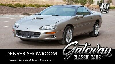$1000 • Buy 2001 Chevrolet Camaro SS Pewter 2001 Chevrolet Camaro  LSI 350 6 Speed Manual Available Now!