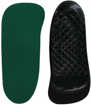 £12.74 • Buy Spenco RX Orthotic Arch Supports Insoles Mens Womens Mouldable 3/4 Length