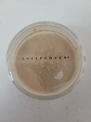 £24.81 • Buy Sheer Cover Mineral Foundation SPF 15 BUFF 4 Grams NEW And SEALED