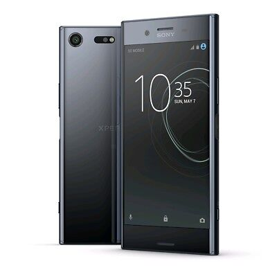 AU149 • Buy USED | Sony Xperia XZ Premium | 64GB | Deepsea Black | No SIM Tray