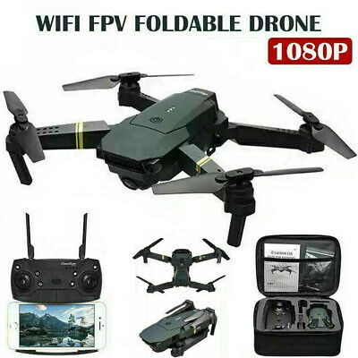 AU51.68 • Buy Drone X Pro WIFI FPV 4K HD Wide Angle Camera Foldable Selfie RC Quadcopter Gift