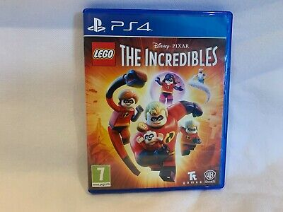£11.39 • Buy Lego The Incredibles Ps4 Playstation 4