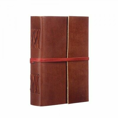 £7.50 • Buy Leather Journal A5 Writing Notebook - Handmade Refillable Travelers Travel Diary