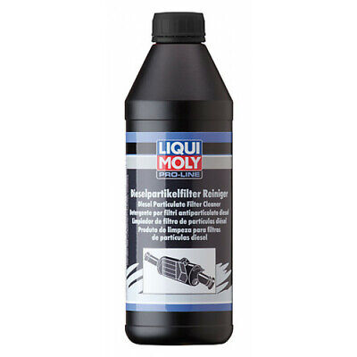 AU58.95 • Buy Liqui Moly Pro-Line Diesel Particulate Filter DPF Cleaner 1L