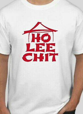 $13 • Buy Ho Lee Chit Funny Sarcastic Gift Adult Tee Asian Lives Funny Shirt T Shirt