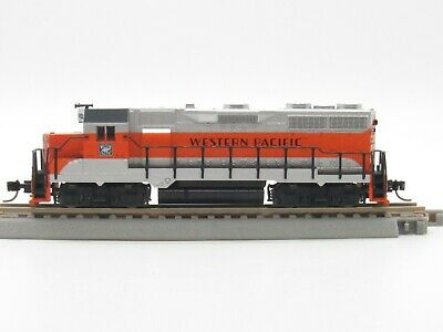 AU38.76 • Buy N Scale Used Atlas Powered Locomotive GP35 Western Pacific