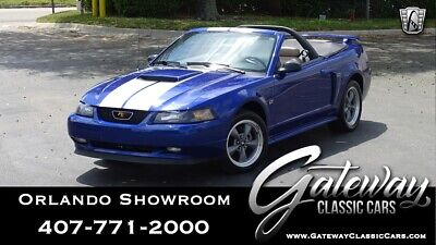 $1000 • Buy 2002 Ford Mustang GT Onic Blue 2002 Ford Mustang Convertible 4.6L V8  5 Speed Manual Available Now!
