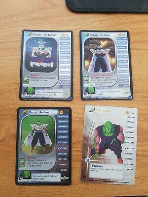 AU50 • Buy DBZ CCG Trunk Saga Piccolo 167 168 169 All Foil Limited + Hi Tech