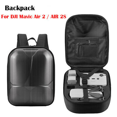 AU38.54 • Buy Backpack For DJI Mavic Air 2 / AIR 2S Hard Shell Carrying Case Drone Shockproof