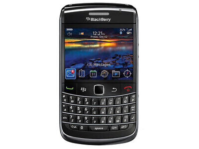 $ CDN114.98 • Buy BlackBerry Bold 9780 Unlocked Mobile Cell Phone New 2.44  3G GSM / HSPA QWERTY